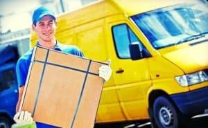 Организация службы доставки