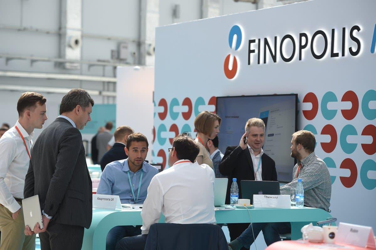 Форум инновационных финансовых технологий FINOPOLIS 2018